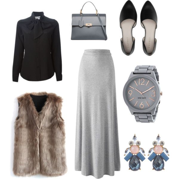 Grey by muslimco on Polyvore featuring polyvore, mode, style, Moschino, Chicwish, Balenciaga, Nine West and Lipsy