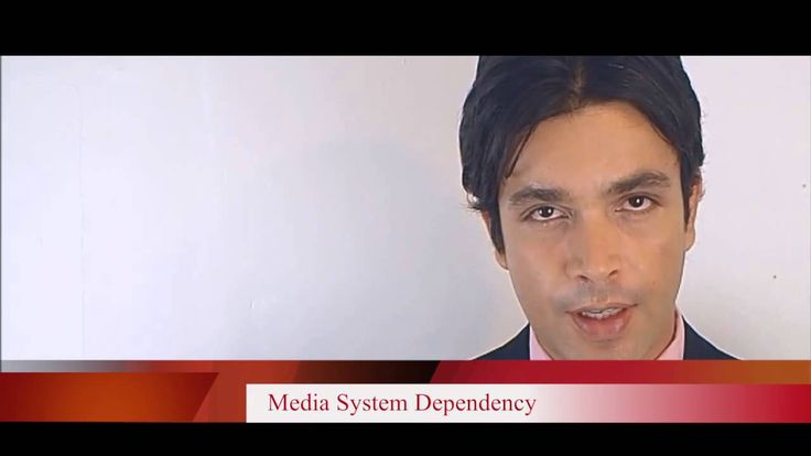 Media System Dependency Theory By MAProductions Hollywood.