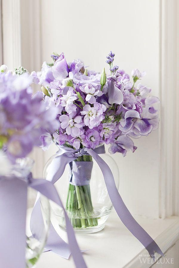 1134 best Lavender Theme images on Pinterest | Bridal bouquets ...