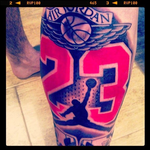 23 Inspiring Basketball Tattoo Images Pictures And Photos: 25+ Best Ideas About Logo Jordan On Pinterest