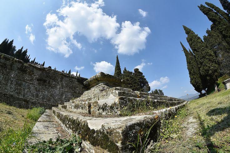 Il tempio etrusco e romano di Fiesole