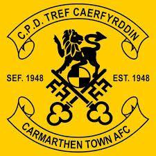 CARMARTHEN  TOWN  AFC    other logo