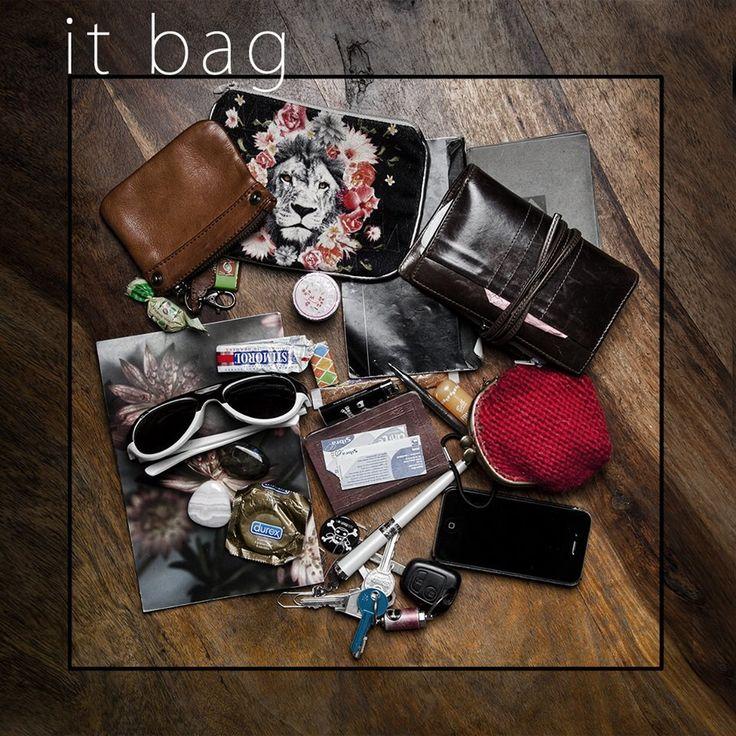 IT Bag By Lionel & Charlene www.lioneldaviet.com