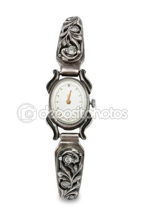 Старые часы — Стоковое фото © Iva.novi #82362808