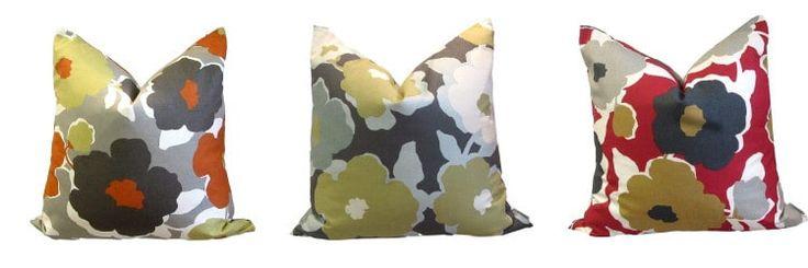 Gotta a Thing for Throw Pillows?