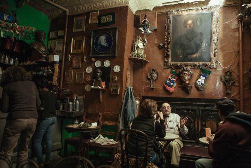 lee towndrow -CAFE REGGIO