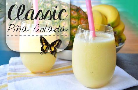 Het is één van de meest klassieke cocktails. De piña colada is een mix van alleen maar Caribische smaken: ananas, kokosnoot en rum. Gemengd met heerlijk zoete gecondenseerde melk is het een ware tr…