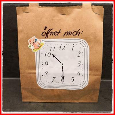 Silvester Spaß - Countdown bags für Teenager (mit Bildern ...