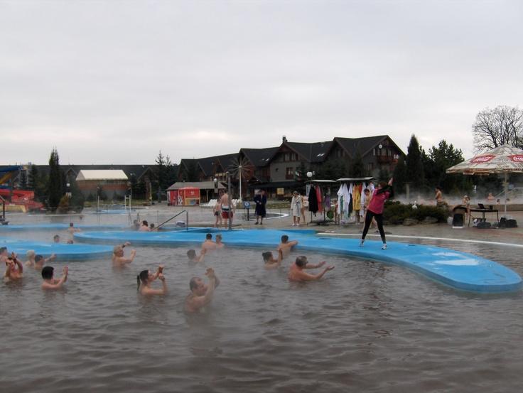 Cvičenie vo vode so Zuzkou