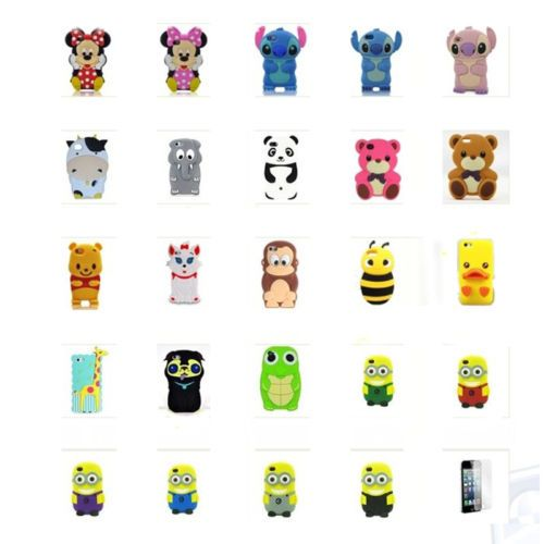 coque iphone 4 disney 3d
