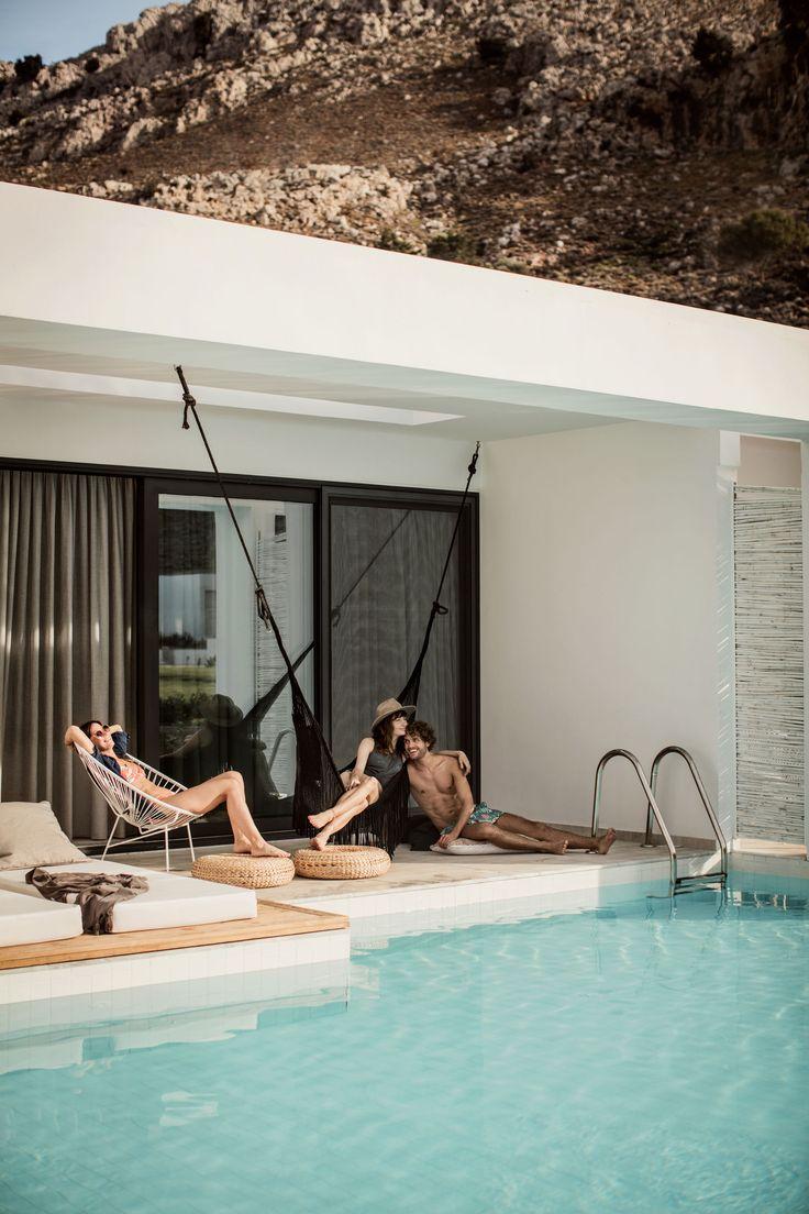 Reise gewinnen: Eine Woche Rhodos erwartet Sie. Wir schicken Sie plus Begleitung für eine Woche nach Griechenland ins neue Boutiquehotel Casa Cook.
