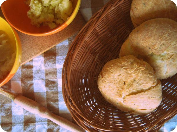 Recepty starých materí: Babkine pagáče (zemiakové a kapustové)