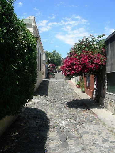 Colonia, Uruguay. One of my favorite places in Uruguay.