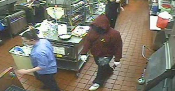 Two Guys Tried To Rob A McDonald's Restaurant Full Of Special Forces Officers - Neatorama