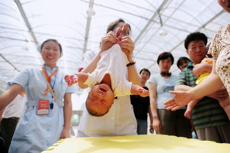 25 curiosidades que sólo suceden en China @alvarodabril