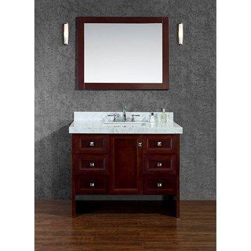 The Art Gallery Best Single sink vanity ideas on Pinterest Master bathroom vanity Bath room and Bathrooms
