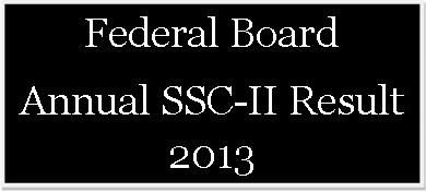 Federal Board Matric Result 2013 declare on 27 June 2013  http://donpk.com/education/federal-board-matric-result-2013-declare-on-27-june-2013