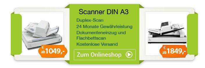 Generaüberholte DIN A3 Scanner Fujitsu fi-6770 unf fi-5750C —  Schon ab 1049,00 Euro. Zum Onlineshop: http://www.printego.de/Scanner/Fujitsu   Weitere große Auswahl an gebrauchte: Kopierer, Laserdrucker, Scanner, Farblaserdrucker, Drucker, Toner
