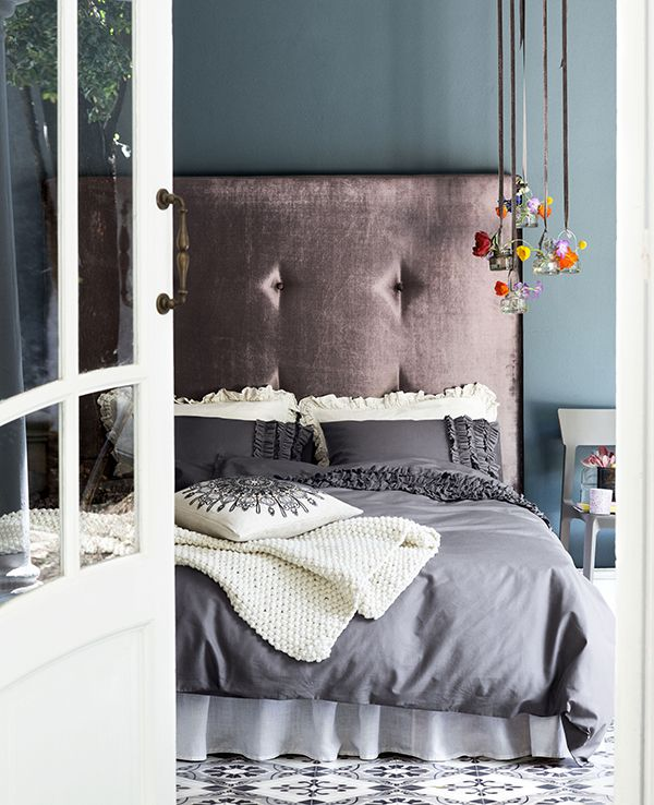 northern Europe designing bedroom