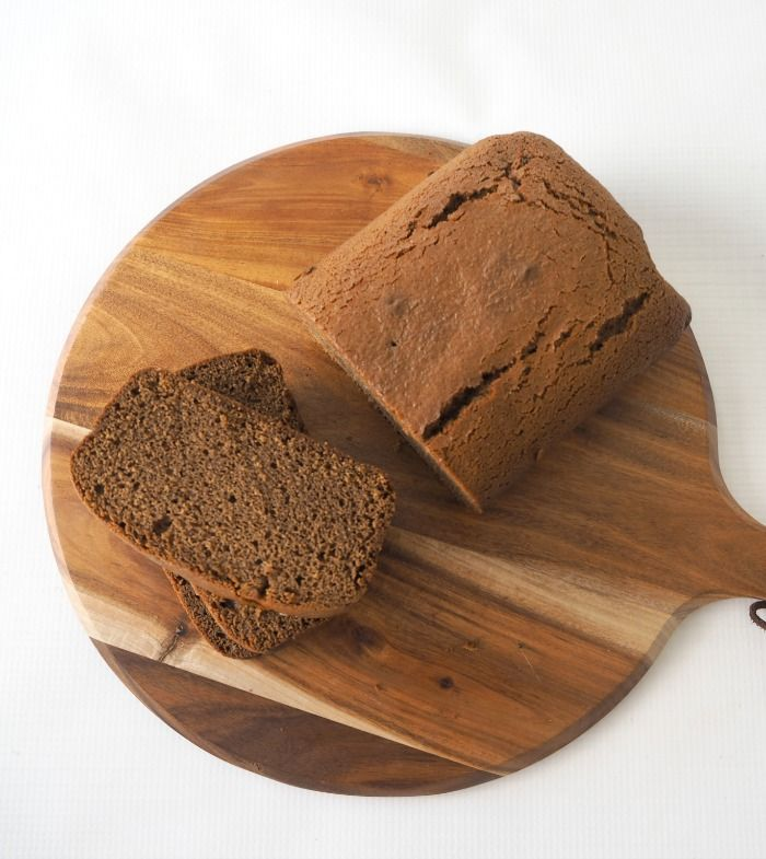 If you like Gingerbread, you are going to love this easy Thermomix Gingerbread Loaf! I've already made this easy Thermomix Gingerbread Loaf