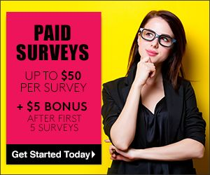 Each survey is worth points that you can cash out for gift cards to popular shopping sites like Amazon. Earn up to $35 per survey!
