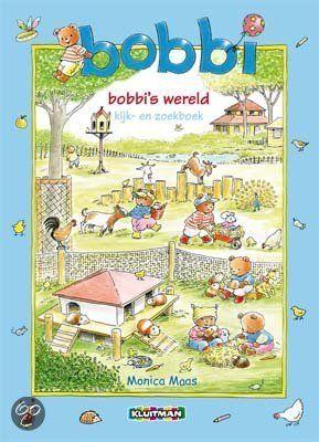 bol.com | Bobbi's wereld kijk- en zoekboek, Monica Maas | 9789020684988 | Boeken