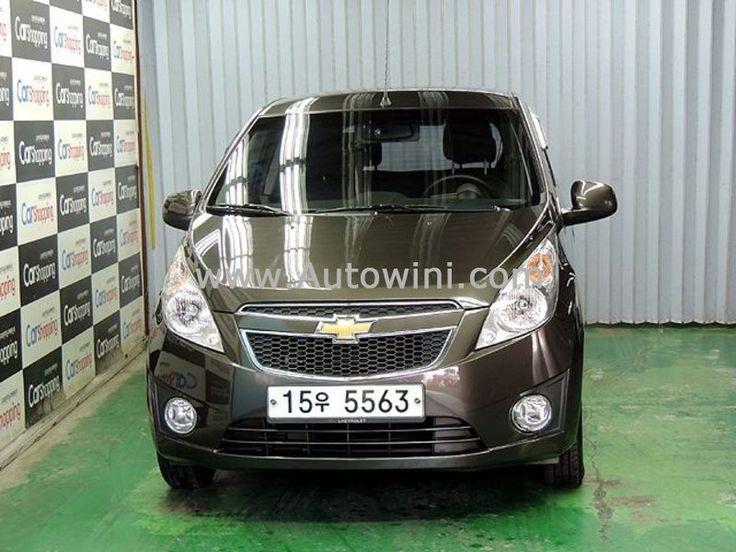 2011 Chevrolet Spark LS