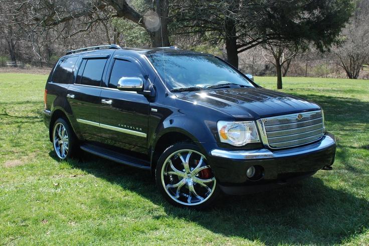2008 custom Chrysler Aspen Motorhead Pinterest