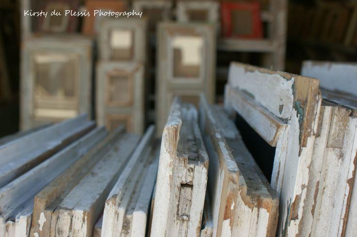 vintage frame love.
