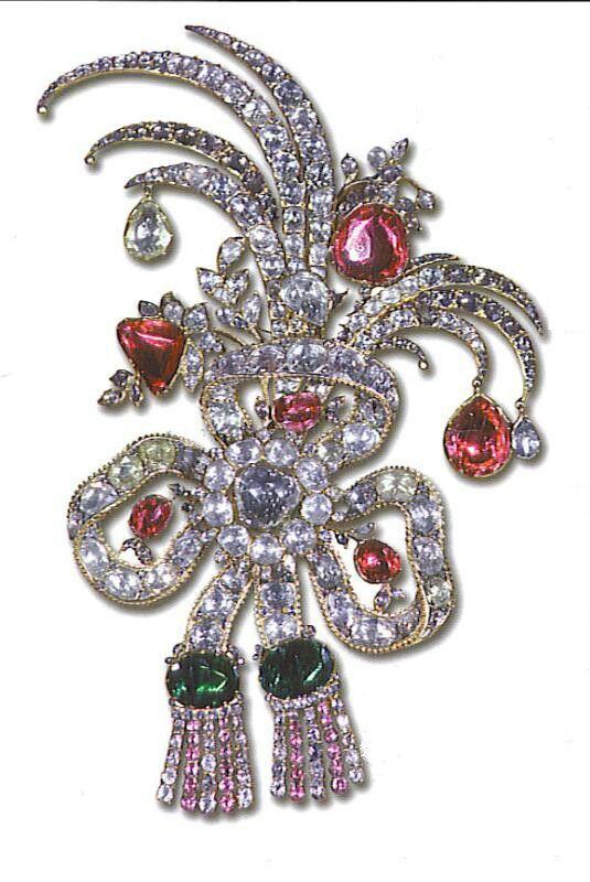Iranian Jiqa Imperial Crown Jewels