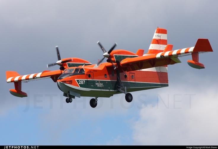 Buffalo Airways 215T