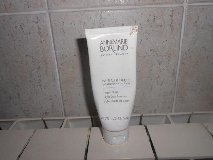 Crema giorno per pelli miste Anne Marie Borlind