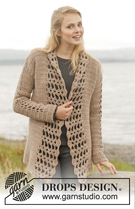 338 best Crochet-aholic - Cardigan and Sweaters images on ...
