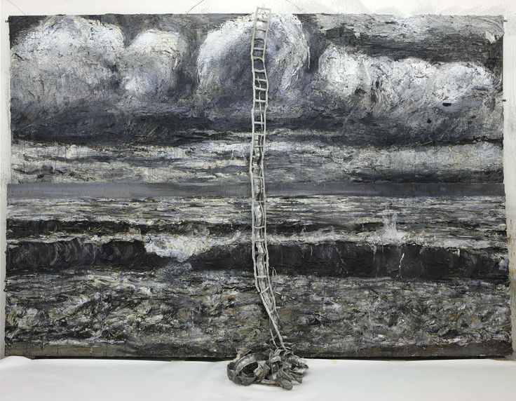 ANSELM KIEFER Works from Grothe Collection