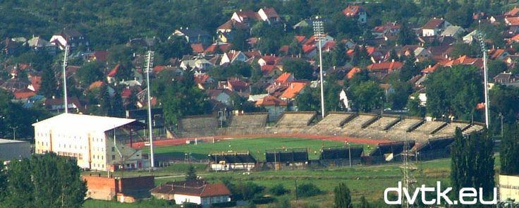 2004-ben így nézett ki a Diósgyőri Stadion