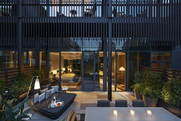 Patricia Urquiola Hotel Interior Design