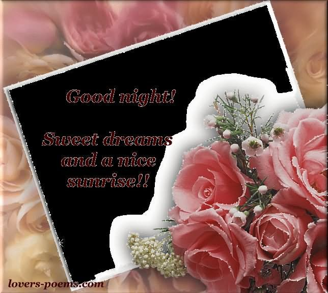 Nice Good Night Quotes With Images: 1000+ Ideas About Good Night Sweet Dreams On Pinterest