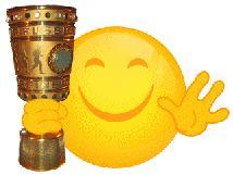 Smiley – DFB_Fussball Pokal