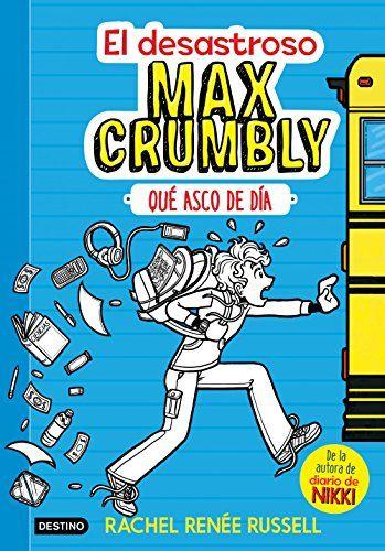 Max Crumbly es el antihéroe perfecto: imaginativo e ingenioso, su vida en el colegio es un auténtico desastre. ¡Él pensaba que sería un líder juvenil, y por el contrario se ha convertido en un perdedor total! Inasequible al desaliento, Max se enfrentará cada día a los problemas cotidianos con grandes proporciones de ímpetu, humor y una pizca de ingenuidad que hace de él un personaje inolvidable.http://rabel.jcyl.es/cgi-bin/abnetopac?SUBC=BPSO&ACC=DOSEARCH&xsqf99=1870545