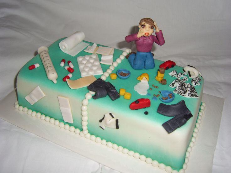 dort pro doktorku a maminku zlobivých dvojčátek