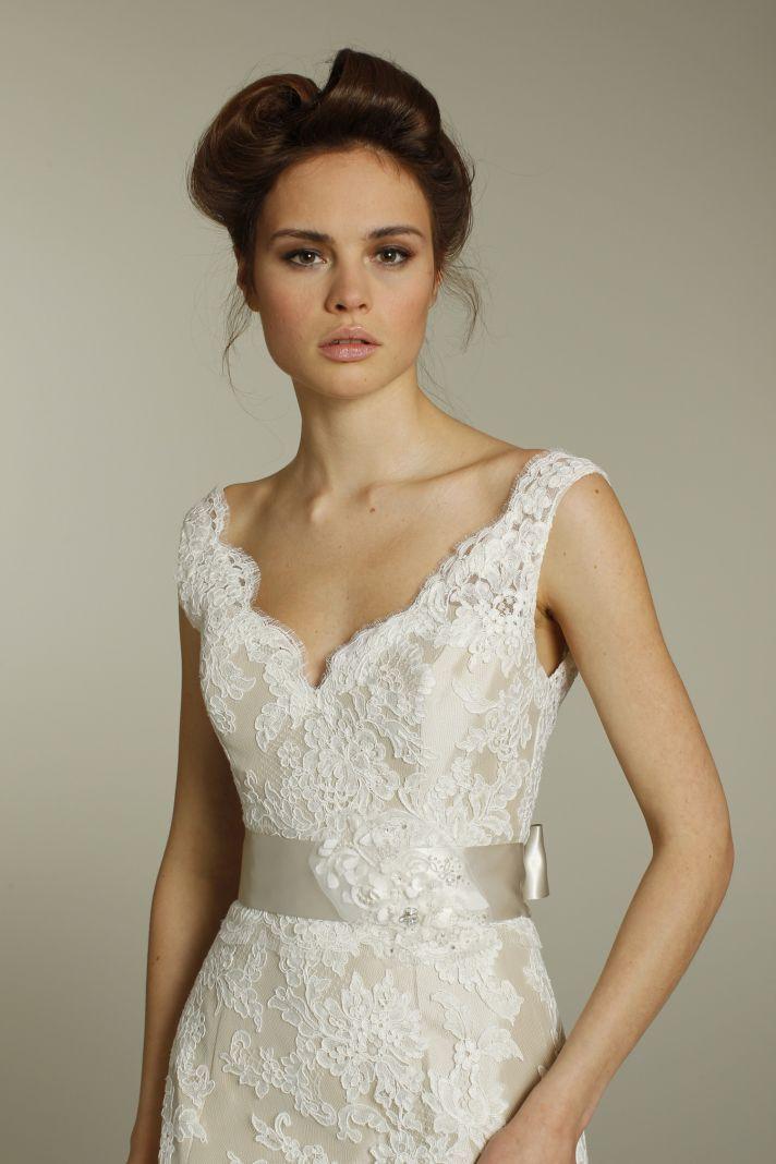Fall 2011 Wedding Dresses by Alvina Valenta