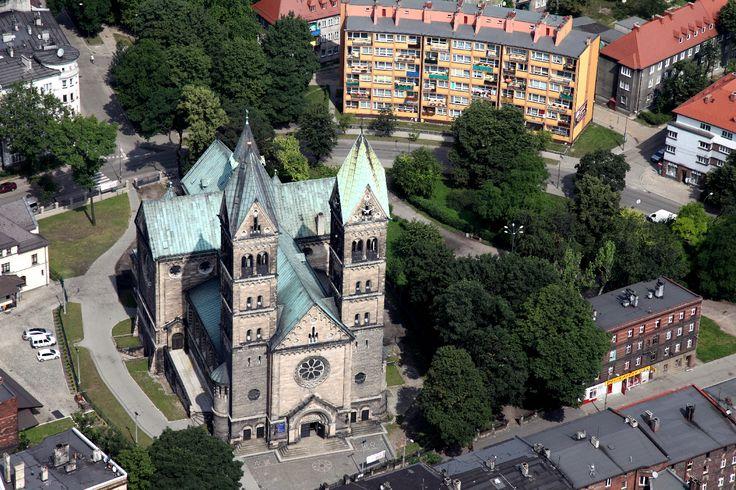Kościół św. Jacka   St. Hyacinth's church   Bytom