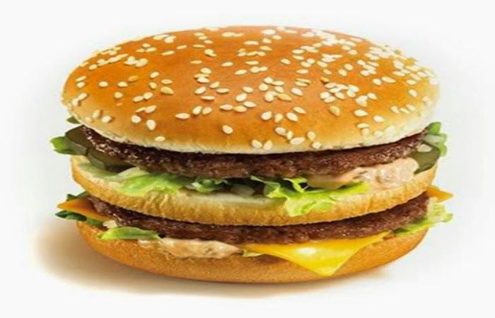 Ja i mój Big Mac