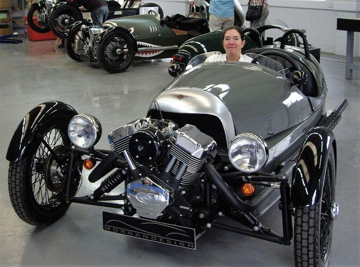 Morgan Sports Car Club Holland |