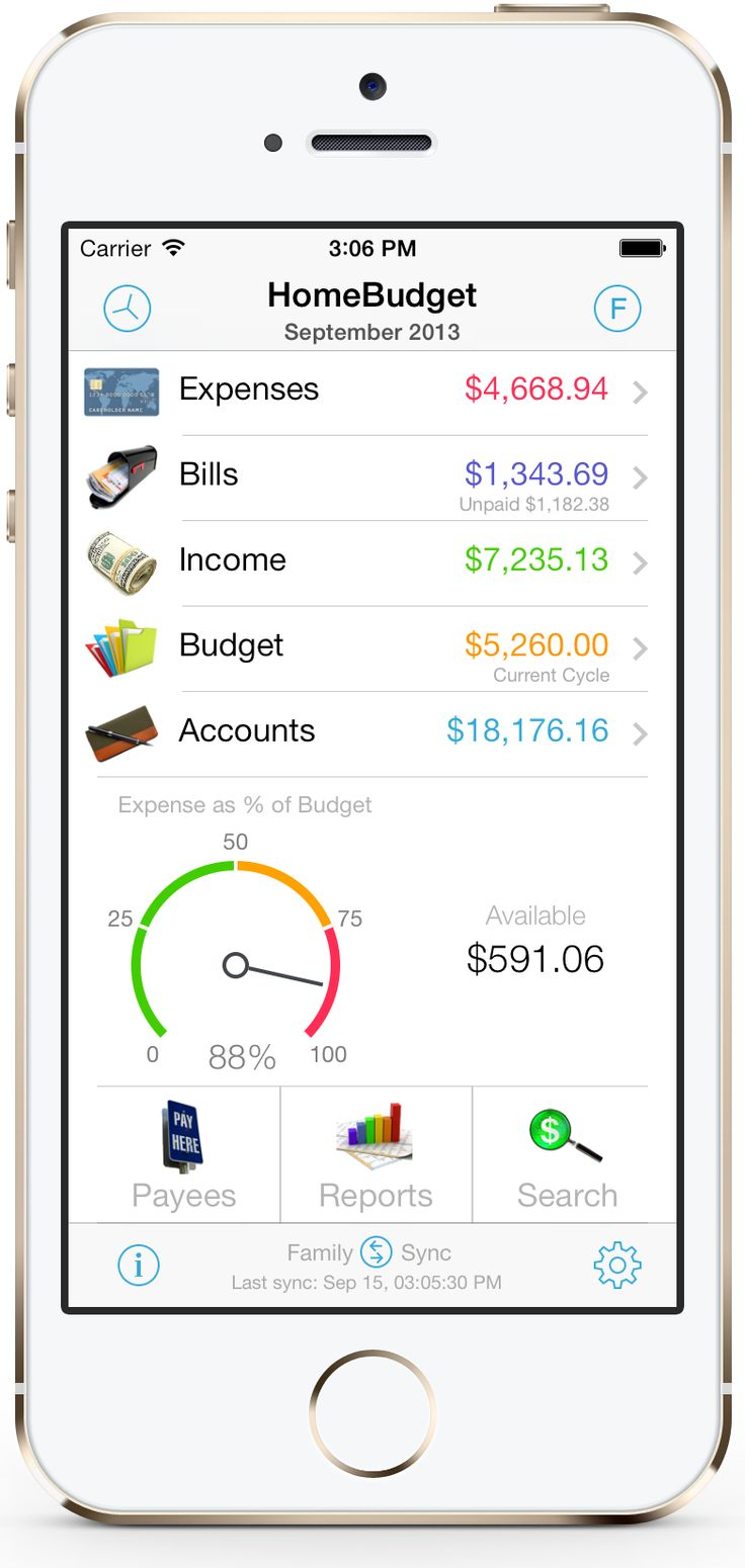 expense tracker app iphone review