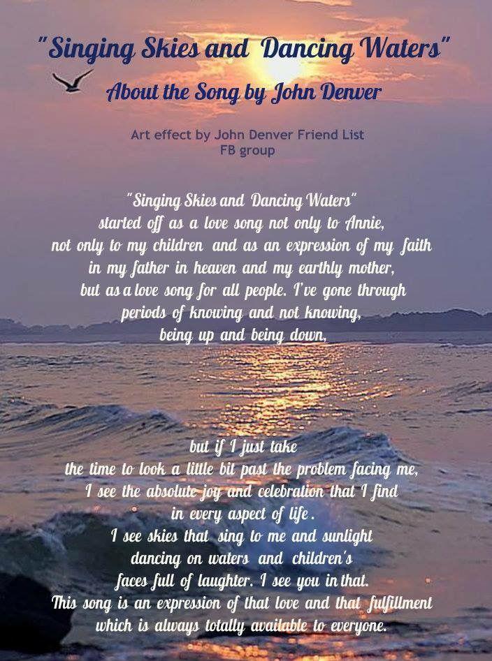 The garden song john denver lyrics