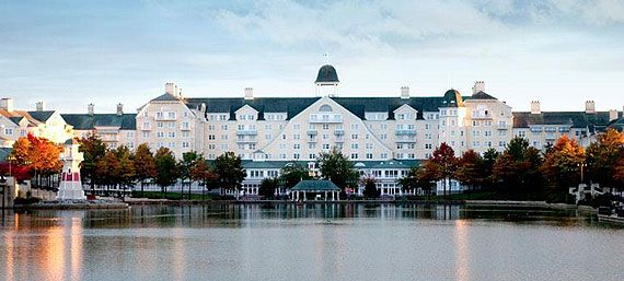Disney's Newport Bay Club | Disneyland Paris Hotels | Disneyland Paris Direct