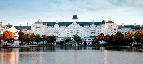 Disney's Newport Bay Club | Disneyland Paris Hotels | Disneyland Paris Direct