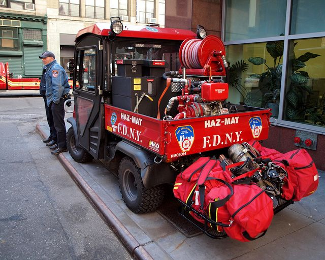 FDNY Haz-Mat Kubota RTV Utility Vehicle, City Hall Area, New York City | Flickr - Photo Sharing!