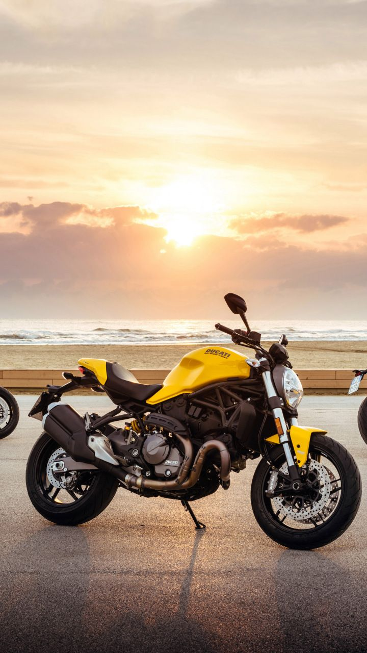 2017 Ducati Monster 821 Bike 720x1280 Wallpaper Ducati Monster 821 Ducati Monster Monster 821